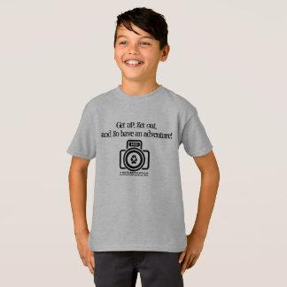 Have an Adventure Kids/Baby Logo Shirt