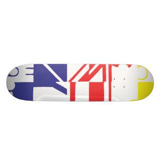 Have an Art Ride Custom Skate Board