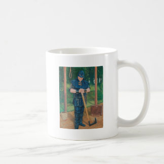 Have axe, will travel! coffee mugs