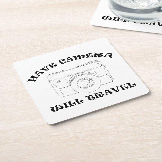 Have Camera, Will Travel - Coaster