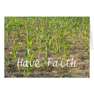 Have Faith Card