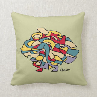 Have Fish - Will Travel Throw Pillow