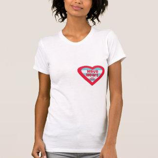 Have Heart Marfan Awareness Shirt
