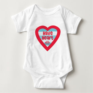 Have Heart Marfan Awareness Tee Shirts