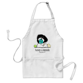 Have-i-Needs Havanese Off-Leash Art™ Standard Apron