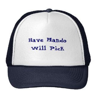 Have Mando Will Pick Cap