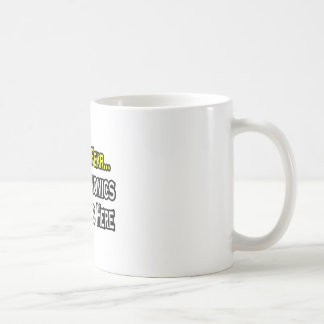 Have No Fear, The Economics Teacher Is Here Basic White Mug