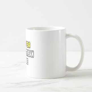 Have No Fear, The Electrician Is Here Basic White Mug