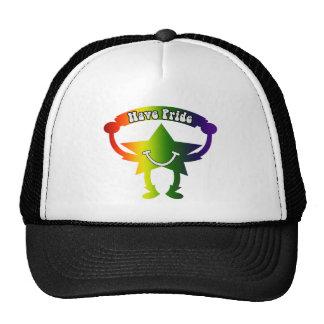 Have Pride GLBT Shirts Trucker Hat