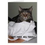 Have purse, will travel