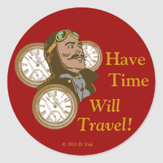 Have Time Sticker