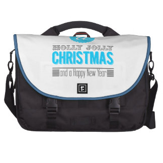 Have to holly jolly Christmas and to Happy new to  Bag For Laptop