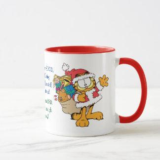 Have You Been Good? Mug