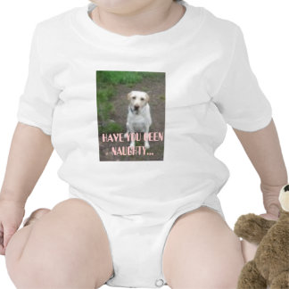 HAVE YOU BEEN NAUGHTY... T-SHIRTS