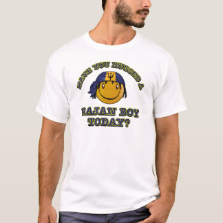 Have you hugged a Bajan Boy today? T-Shirt