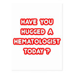 Have You Hugged A Haematologist Today?