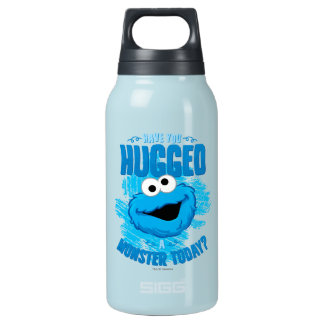 Have You Hugged a Monster Today Insulated Water Bottle
