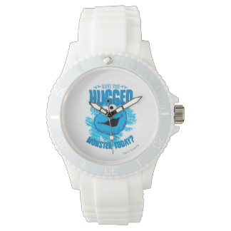 Have You Hugged a Monster Today Wrist Watches
