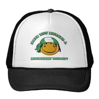 Have you hugged a Nigerian today Trucker Hat