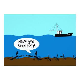 Have you seen Bob? Card