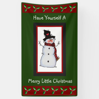 Have Yourself a Merry Little Christmas Banner
