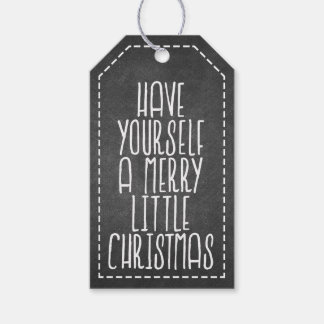 Have Yourself a Merry Little Christmas chalkboard