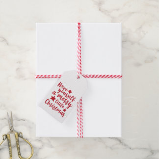 Have Yourself a Merry Little Christmas Gift Tags