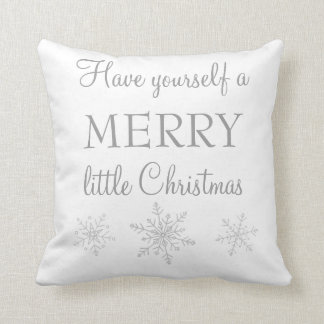Have Yourself a Merry Little Christmas Pillow