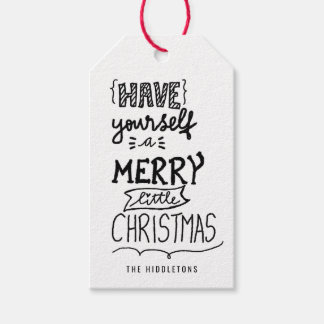 Have Yourself A Merry Little Christmas Script