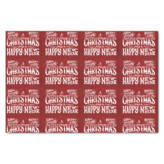 Have Yourself a Merry Little Christmas Tissue Paper