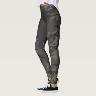 HAVEL CAMO STRIPE LEGGINGS