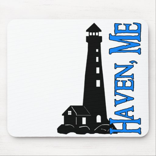 Haven, ME Mouse Pad