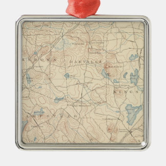 Haverhill, Massachusetts Christmas Ornament