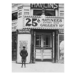 Havlin s Theatre 1910 Postcards