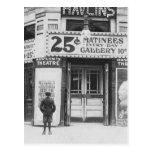 Havlin's Theatre, 1910 Postcard