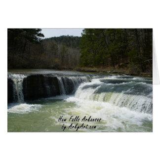 Haw Falls 1 Card