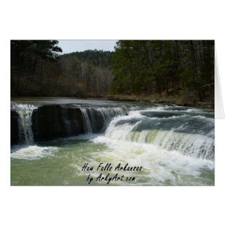 Haw Falls 1 Greeting Card