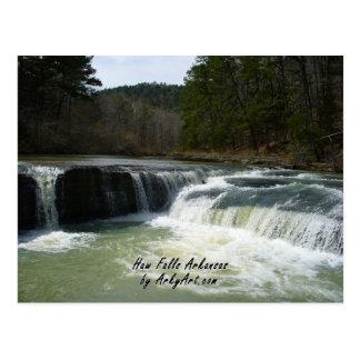 Haw Falls 1 Postcard