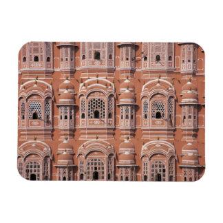 Hawa Mahal (Palace of Winds), Jaipur 2 Rectangular Photo Magnet
