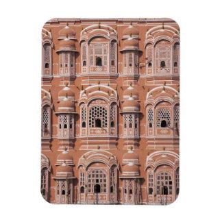 Hawa Mahal (Palace of Winds), Jaipur Rectangular Photo Magnet