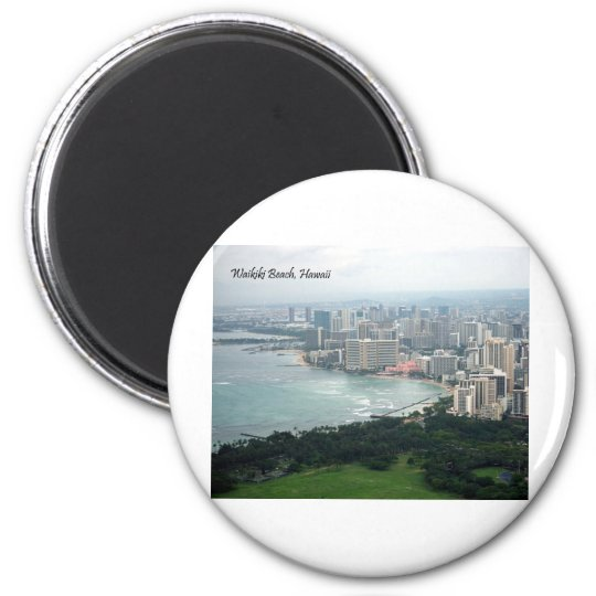 hawaii 109 copy 6 cm round magnet