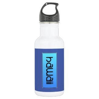 Hawaii 18 oz Water Bottle 532 Ml Water Bottle