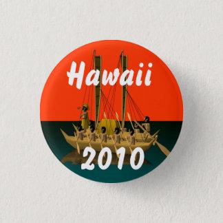 Hawaii 2010 3 cm round badge