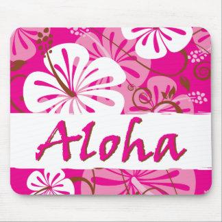Hawaii Aloha Mousepad