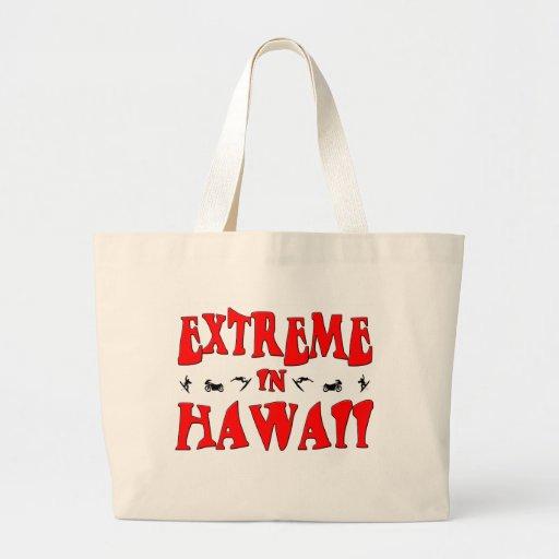 HAWAII CANVAS BAG