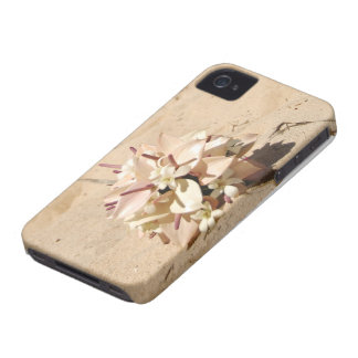 Hawaii Beach Flowers iPhone 4 Cases