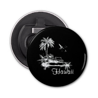 Hawaii Beach Hut Bottle Opener