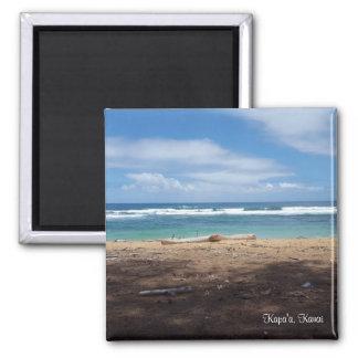 Hawaii Beach Magnet