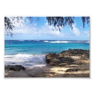 Hawaii Beach Photography Photo Print