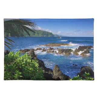 Hawaii Beach Scenery Placemat